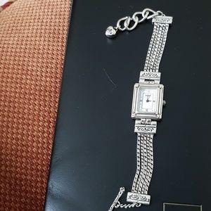 Brighton Tivoli  silver watch